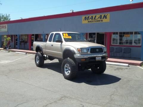 2002 Toyota Tacoma for sale at Atayas Motors INC #1 in Sacramento CA