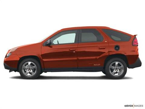 2005 Pontiac Aztek for sale at Jamerson Auto Sales in Anderson IN