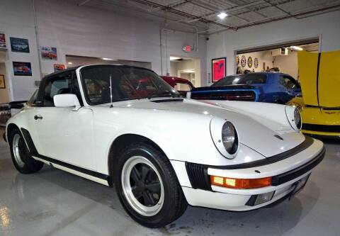1984 Porsche 911 for sale at Great Lakes Classic Cars in Hilton NY