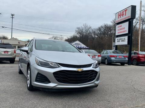 2019 Chevrolet Cruze for sale at H4T Auto in Toledo OH