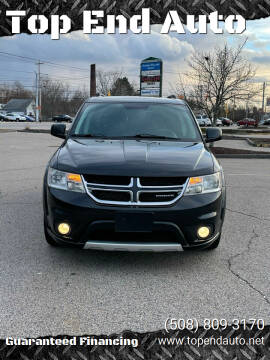 2012 Dodge Journey for sale at Top End Auto in North Atteboro MA