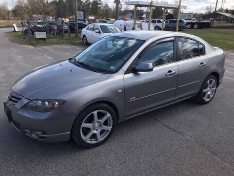 2006 Mazda MAZDA3 for sale at Street Source Auto LLC in Hickory NC