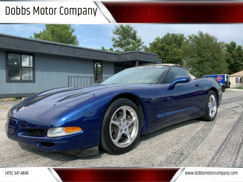2004 Chevrolet Corvette for sale at Dobbs Motor Company in Springdale AR