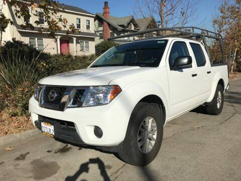 2019 Nissan Frontier for sale at Autobahn Auto Sales in Los Angeles CA