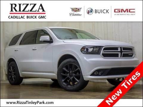 2017 Dodge Durango for sale at Rizza Buick GMC Cadillac in Tinley Park IL