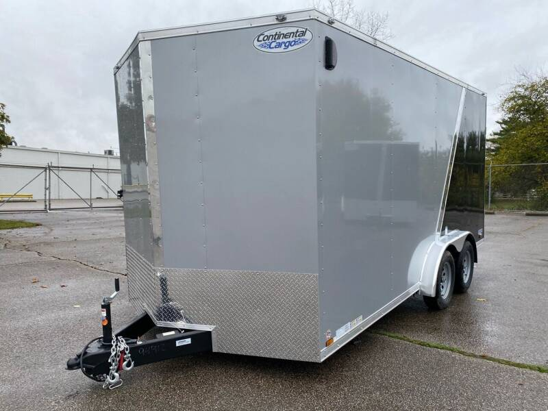 2020 Continental Cargo V Series 7.5x16 for sale at Columbus Powersports - Cargo Trailers in Columbus OH