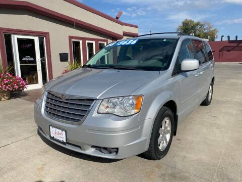 2008 Chrysler Town and Country for sale at Sexton's Car Collection Inc in Idaho Falls ID