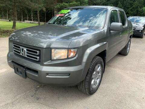 2008 Honda Ridgeline for sale at SMS Motorsports LLC in Cortland NY