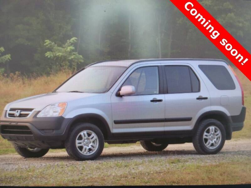2002 Honda CR-V for sale at The Auto Shoppe in Springfield MO