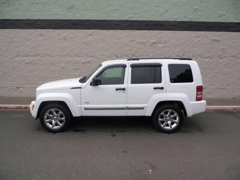 2012 Jeep Liberty for sale at Al Hutchinson Auto Center in Corvallis OR