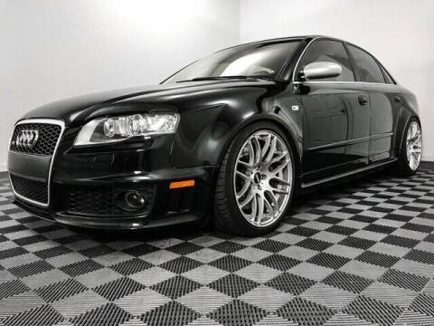2007 Audi RS 4 for sale at Sunset Auto Wholesale in Tacoma WA