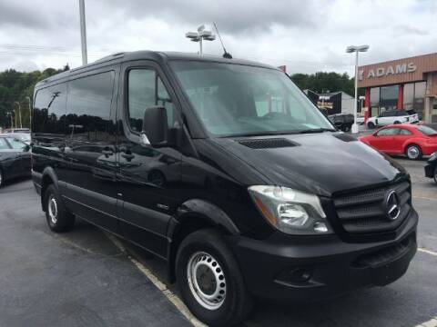 2016 Mercedes-Benz Sprinter Passenger for sale at Adams Auto Group Inc. in Charlotte NC