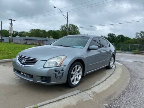 2008 Nissan Maxima for sale at Xtreme Auto Mart LLC in Kansas City MO