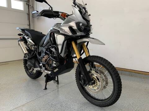 2016 Honda AFRICA TWIN CRF 1000L DCT for sale at AUTOSAVIN in Elmhurst IL