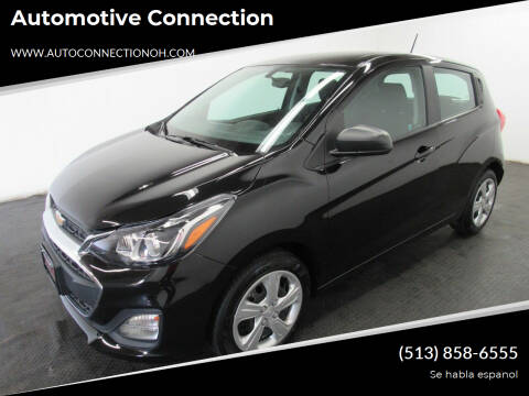 2020 Chevrolet Spark for sale at Automotive Connection in Fairfield OH