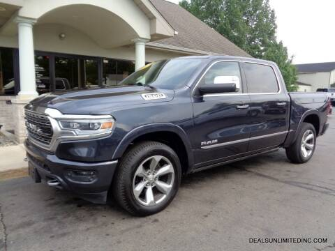 2019 RAM Ram Pickup 1500 for sale at DEALS UNLIMITED INC in Portage MI
