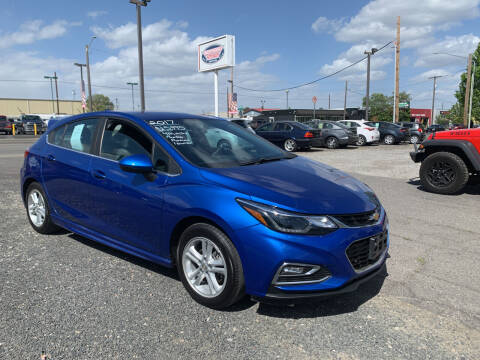 2017 Chevrolet Cruze for sale at Independent Auto Sales in Spokane Valley WA