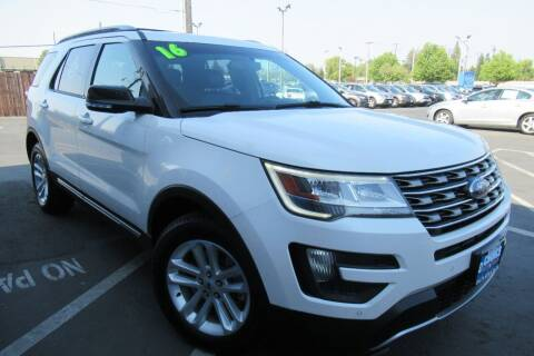 2016 Ford Explorer for sale at Choice Auto & Truck in Sacramento CA