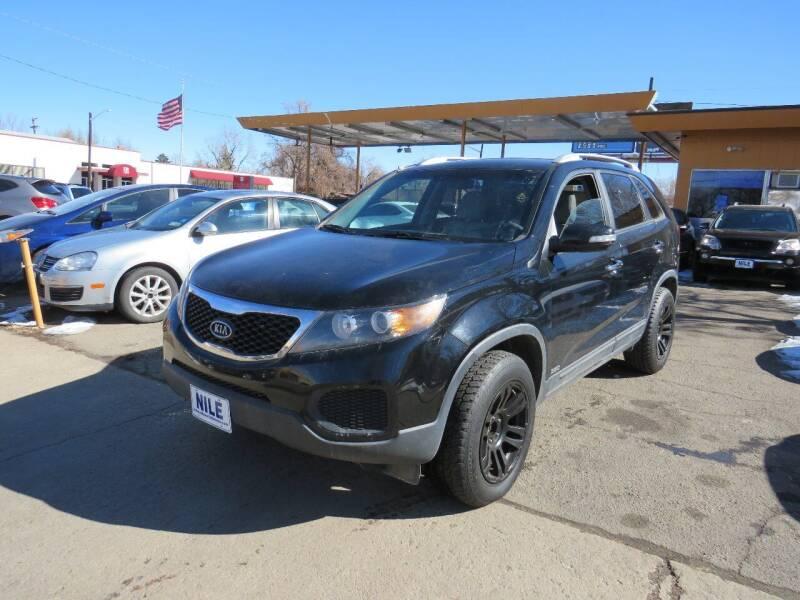 2011 Kia Sorento for sale at Nile Auto Sales in Denver CO