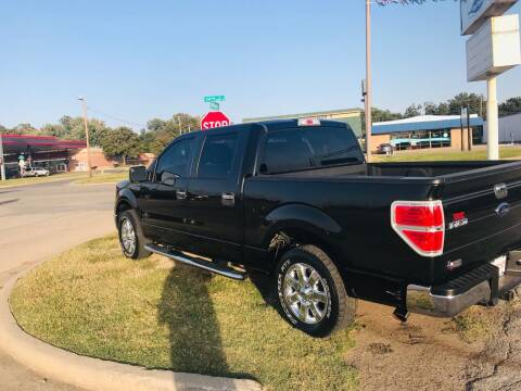 2013 Ford F-150 for sale at Pioneer Auto in Ponca City OK