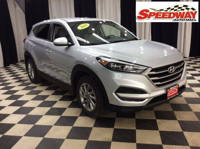 2018 Hyundai Tucson for sale at SPEEDWAY AUTO MALL INC in Machesney Park IL