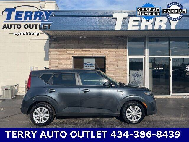 2020 Kia Soul for sale at Terry Auto Outlet in Lynchburg VA