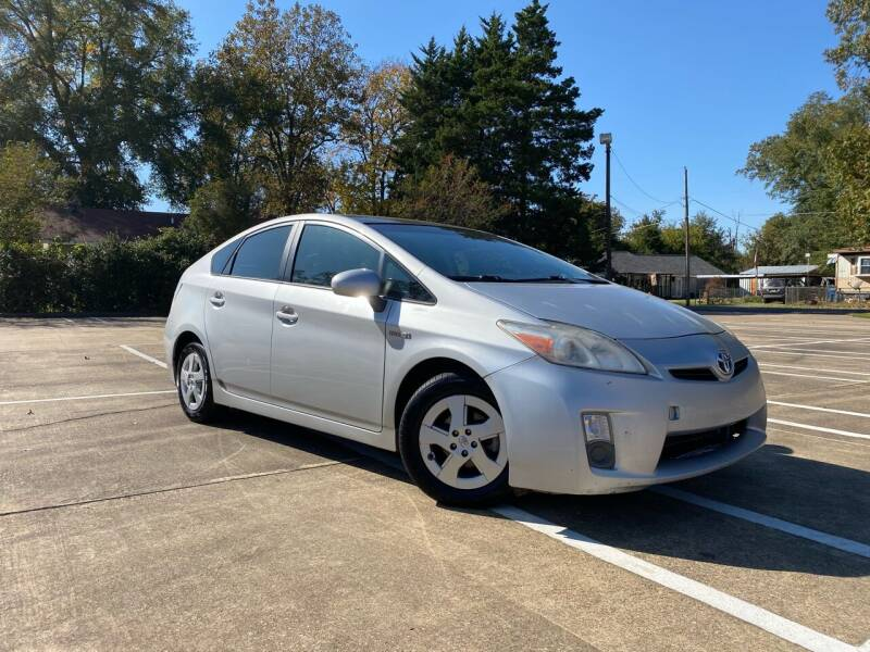 2010 Toyota Prius for sale at BLANCHARD AUTO SALES in Shreveport LA