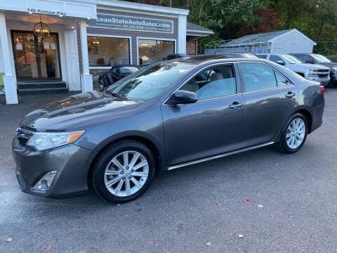 2014 Toyota Camry for sale at Ocean State Auto Sales in Johnston RI