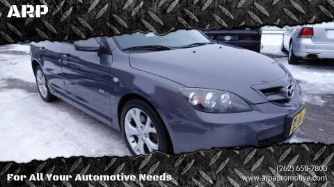 2008 Mazda MAZDA3 for sale at ARP in Waukesha WI