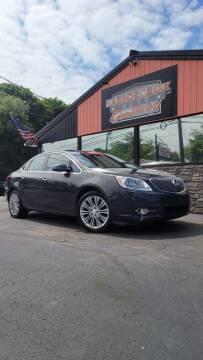 2014 Buick Verano for sale at Harborcreek Auto Gallery in Harborcreek PA