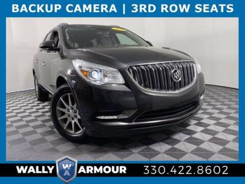 2017 Buick Enclave for sale at Wally Armour Chrysler Dodge Jeep Ram in Alliance OH