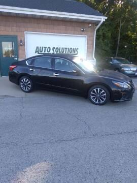 2016 Nissan Altima for sale at Auto Solutions of Rockford in Rockford IL
