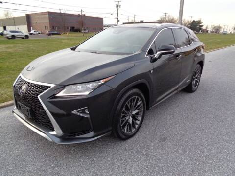 2016 Lexus RX 450h for sale at Rt. 73 AutoMall in Palmyra NJ