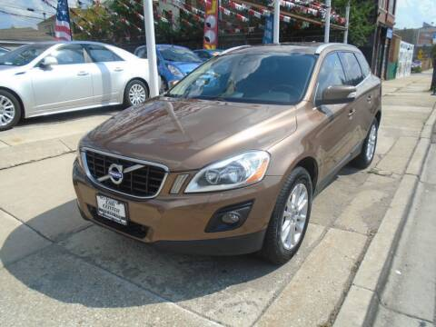 2010 Volvo XC60 for sale at CAR CENTER INC in Chicago IL