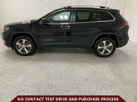 2020 Jeep Cherokee for sale at Brothers Auto Sales in Sioux Falls SD