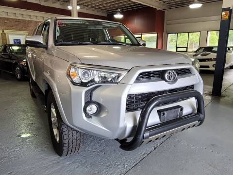 2016 Toyota 4Runner for sale at AW Auto & Truck Wholesalers  Inc. in Hasbrouck Heights NJ