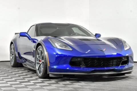 2017 Chevrolet Corvette for sale at Chevrolet Buick GMC of Puyallup in Puyallup WA