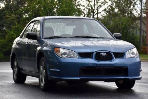 2007 Subaru Impreza for sale at Wheel Deal Auto Sales LLC in Norfolk VA