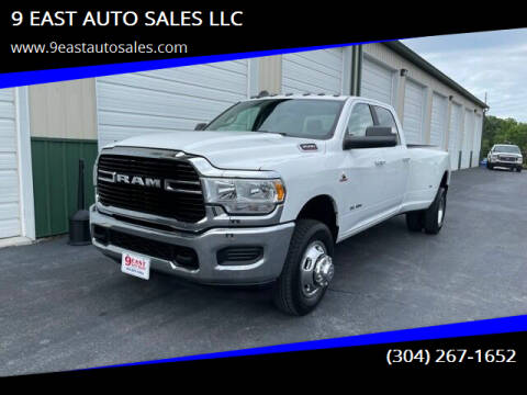 2019 RAM Ram Pickup 3500 for sale at 9 EAST AUTO SALES LLC in Martinsburg WV