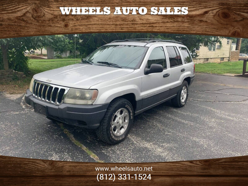 2003 Jeep Grand Cherokee for sale at Wheels Auto Sales in Bloomington IN