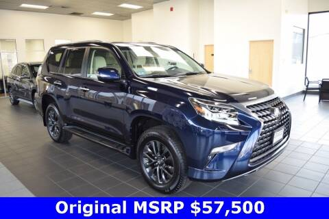 2020 Lexus GX 460 for sale at BMW OF NEWPORT in Middletown RI