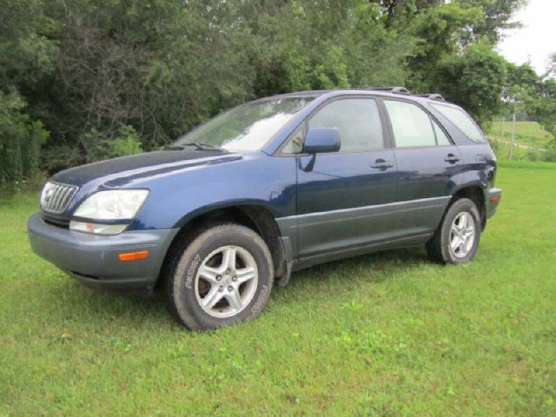 2001 Lexus RX 300 for sale at The Car Lot in New Prague MN
