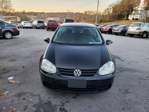 2009 Volkswagen Rabbit for sale at DISCOUNT AUTO SALES in Johnson City TN