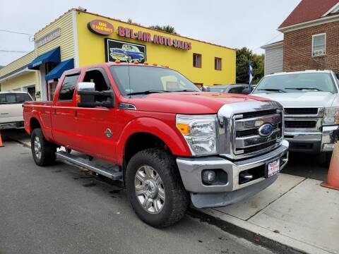 2012 Ford F-350 Super Duty for sale at Bel Air Auto Sales in Milford CT