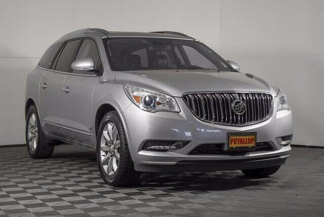 2015 Buick Enclave for sale at Washington Auto Credit in Puyallup WA