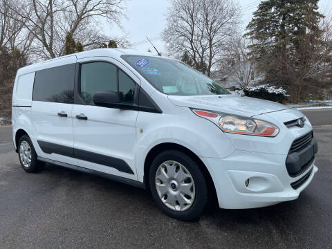 2017 Ford Transit Connect Cargo for sale at A 1 Motors in Monroe MI
