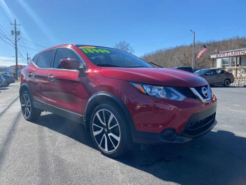 2017 Nissan Rogue Sport for sale at Elk Avenue Auto Brokers in Elizabethton TN
