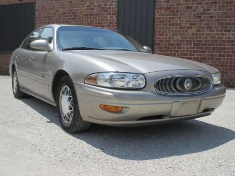 2001 Buick LeSabre for sale at Styln Motors in El Paso IL