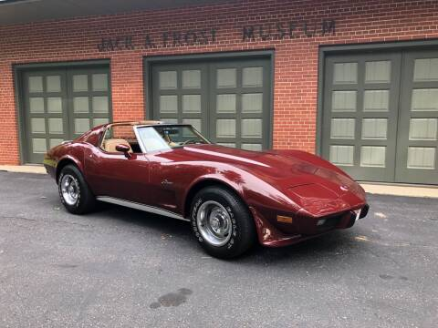 1976 Chevrolet Corvette for sale at Jack Frost Auto Museum in Washington MI