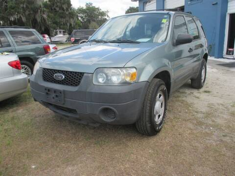 2005 Ford Escape for sale at New Gen Motors in Bartow FL